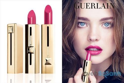 Những thỏi son môi của Guerlain làm say đắm biết bao cô gái