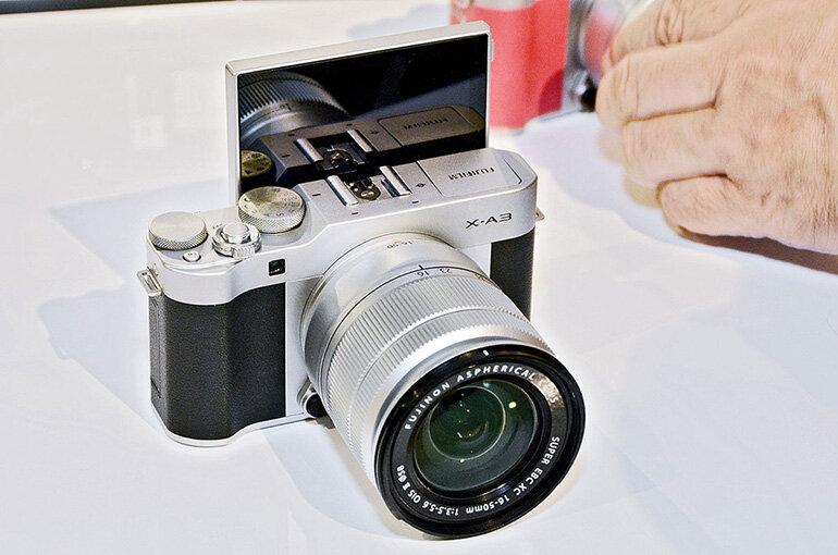 Fujifilm X-A3/XC16-50MM BW