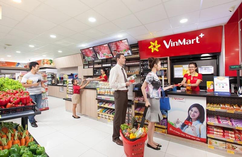 Vinmart+ là chuỗi cửa hàng tiện lợi đã có mặt ở hầu hết các vùng miền của tổ quốc