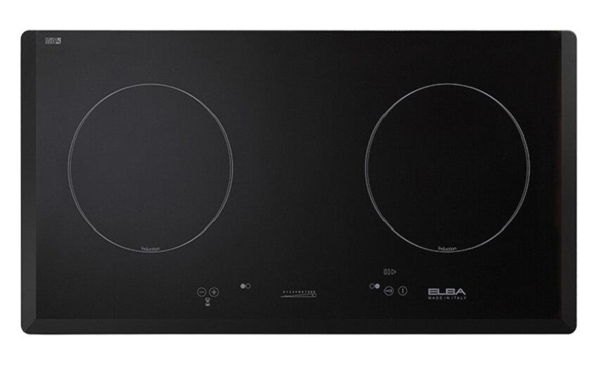 Thiết kế mặt kính vát cạnh tinh tế của Elba E31-050 BK