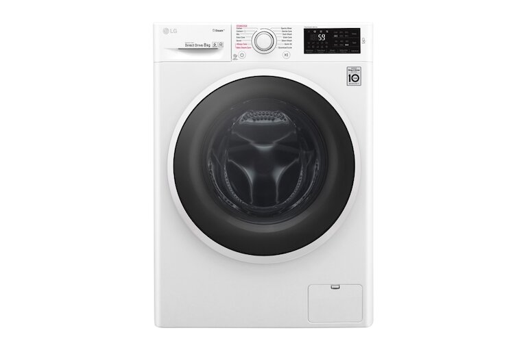 Máy giặt cửa ngang Inverter LG FC1408S4W2 8 KG