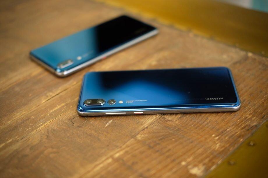Huawei P20 và Huawei P20 phiên bản Pro