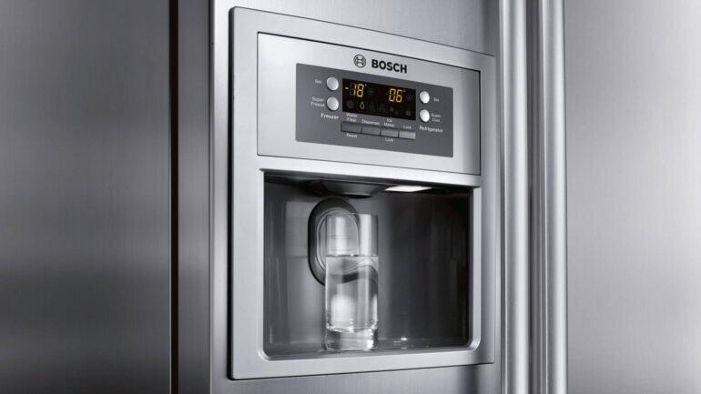 Ưu điểm của tủ lạnh Bosch Side by Side có thể bạn chưa biết?