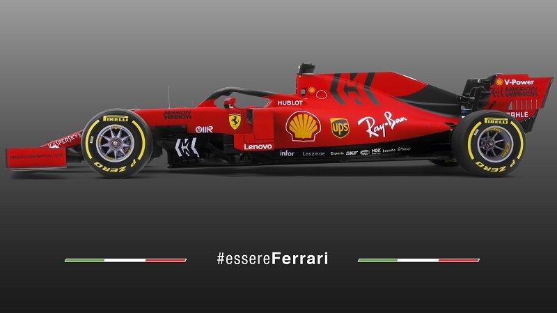 Chiêm ngưỡng dòng xe đua Công thức 1 SF90 Ferrari