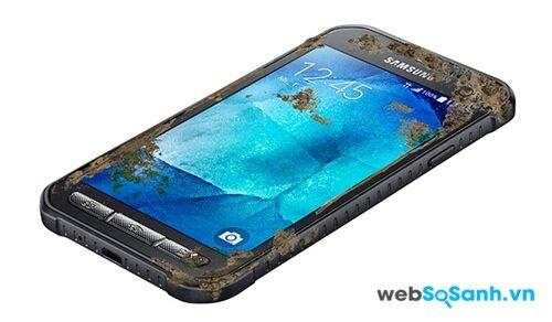 Samsung Galaxy Xcover 3 với màn hình 4.5 inch