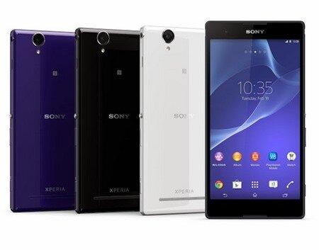 Xperia T2 Ultra được Sony nhắm đến phân khúc phablet tầm trung