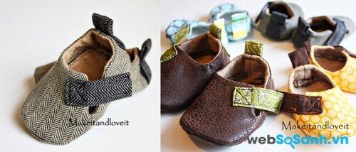 Những đôi giày đáng yêu