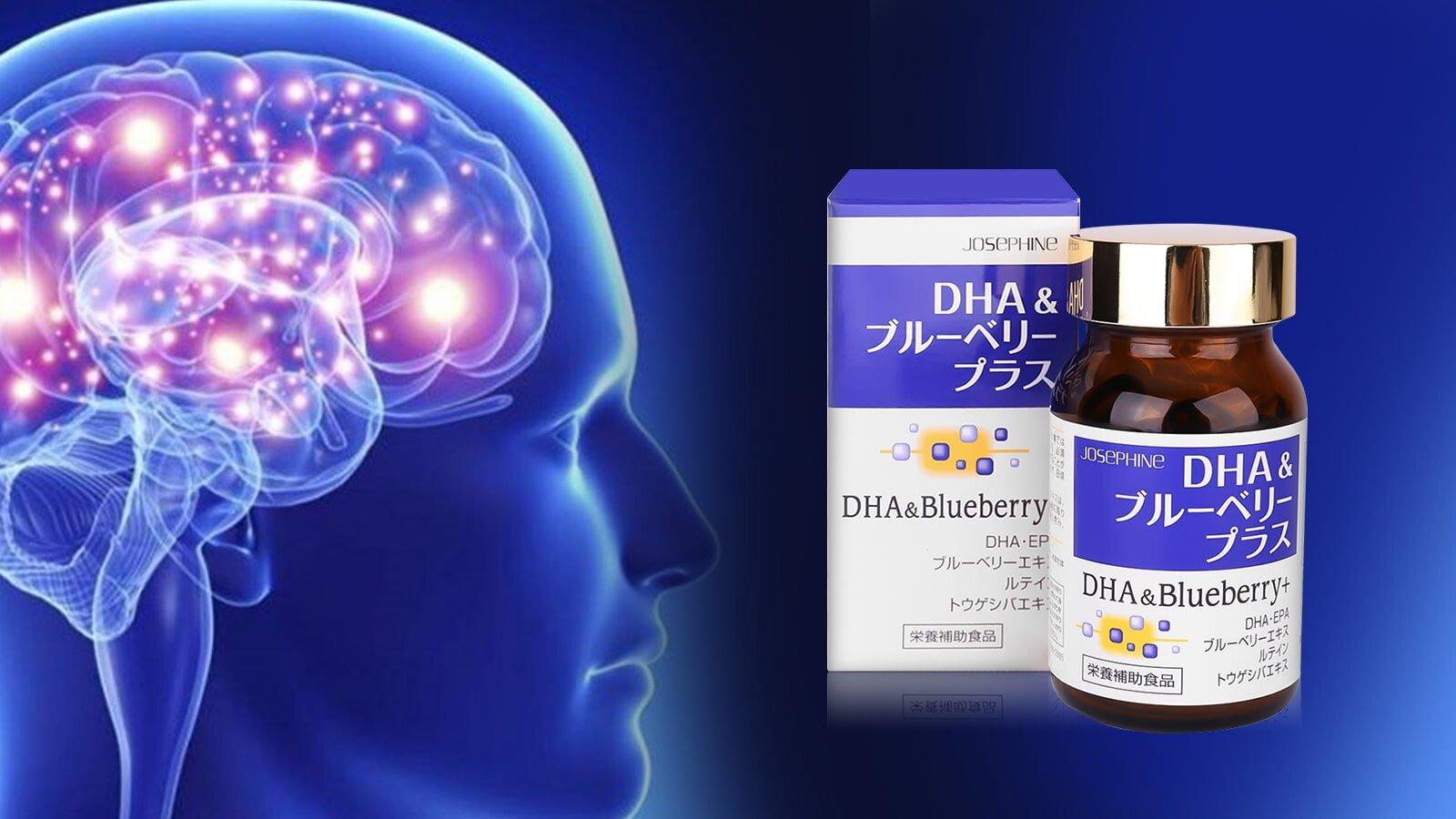 Josephine DHA & Blueberry Plus