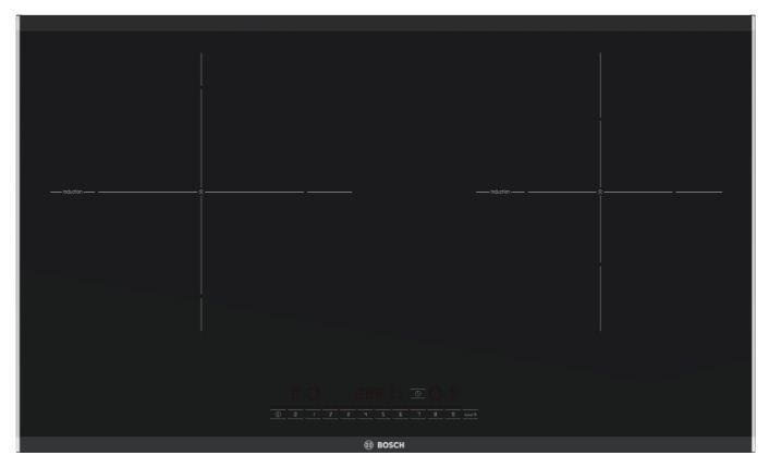 Bếp từ đôi Bosch PPI968MS
