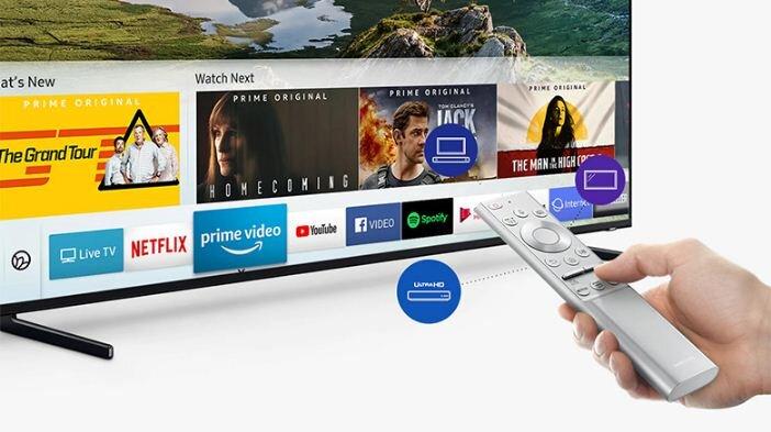 Smart Tivi QLED Samsung 8K 65 inch QA65Q900R - Giá tham khảo: 118.990.000 vnđ