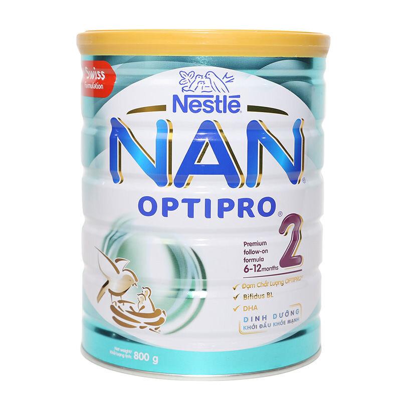Các dòng sữa của hãng Nan uy tín - thương hiệu Việt Nam