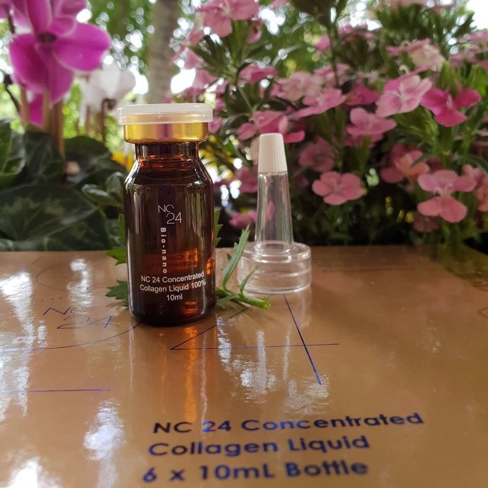 NC24 là tinh chất bổ sung collagen tự nhiên 100% được chị em yêu thích nhất hiện nay.