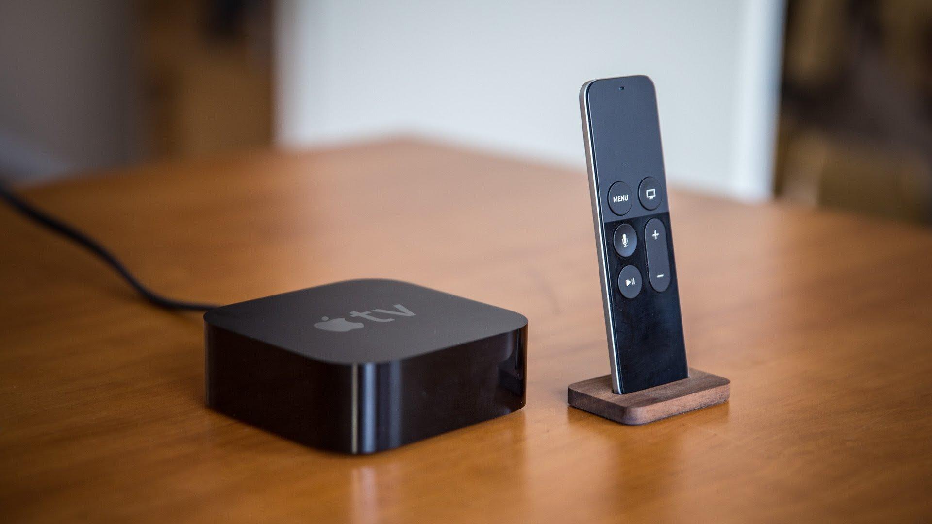 Apple TV giống như một Set-top box giúp bạn truy cập Internet