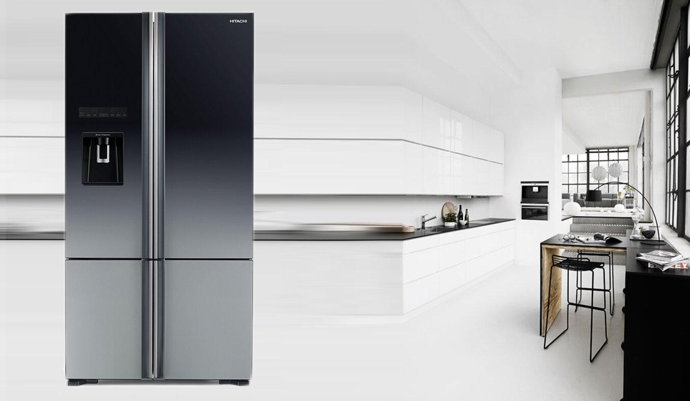 Tủ lạnh 2 cửa Hitachi