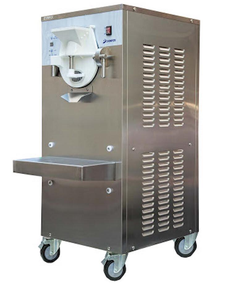 Máy làm kem cứng công nghiệp là gì?