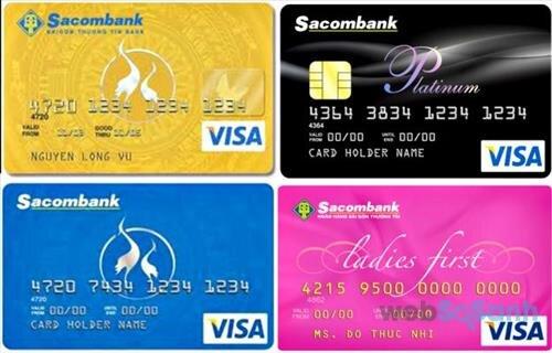 Hướng dẫn cách làm thẻ tín dụng ngân hàng Sacombank
