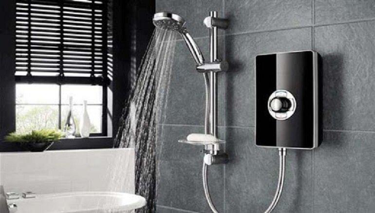 Không chỉ tiết kiệm nước và có độ bền cao, tắm với vòi hoa sen tăng áp còn rất tốt cho sức khỏe