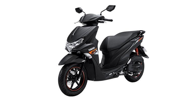 các màu xe máy Yamaha freego