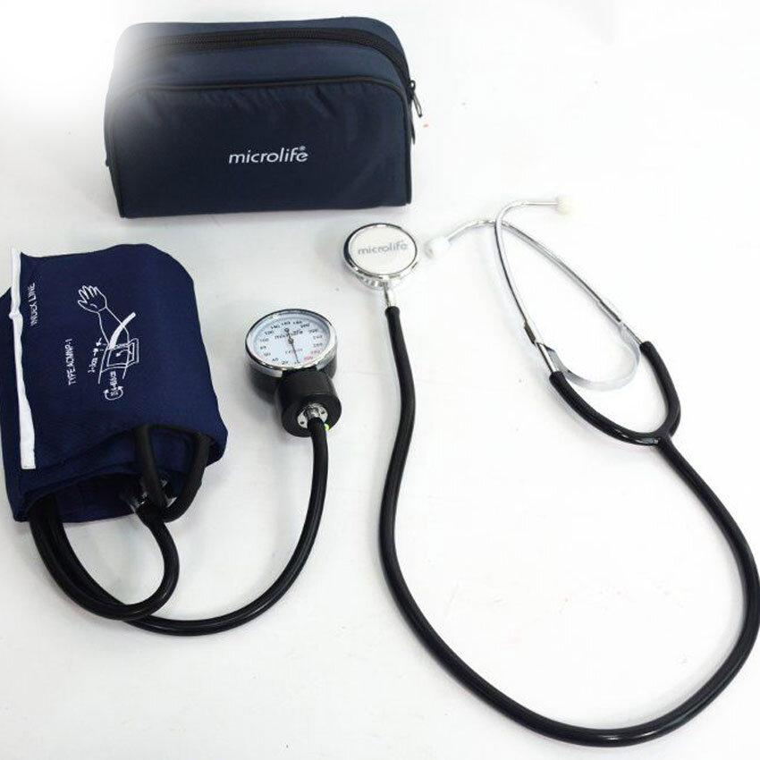 Sản phẩm máy đo huyết áp cơ của thương hiệu Microlife