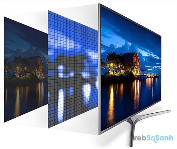 Smart Tivi Samsung UA43MU6400 (UA-43MU6400) - 43 inch, 4K - UHD (3840*2160)