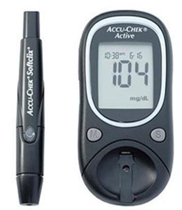 Máy đo đường huyết Roche Accu-Chek Active