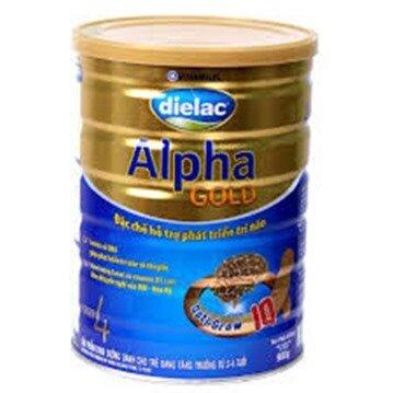 Alpha gold step 4 900g