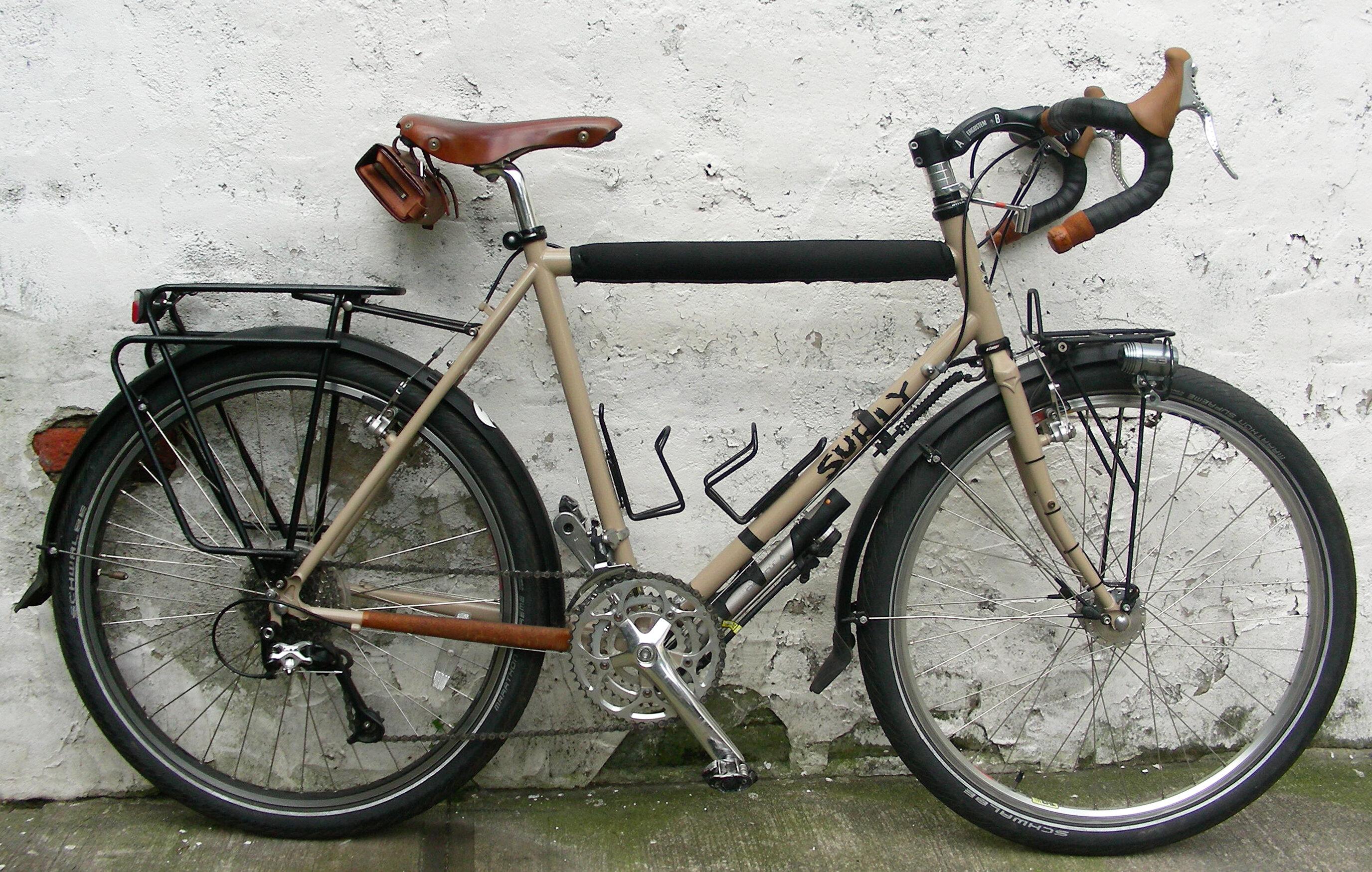 Xe đạp Surly