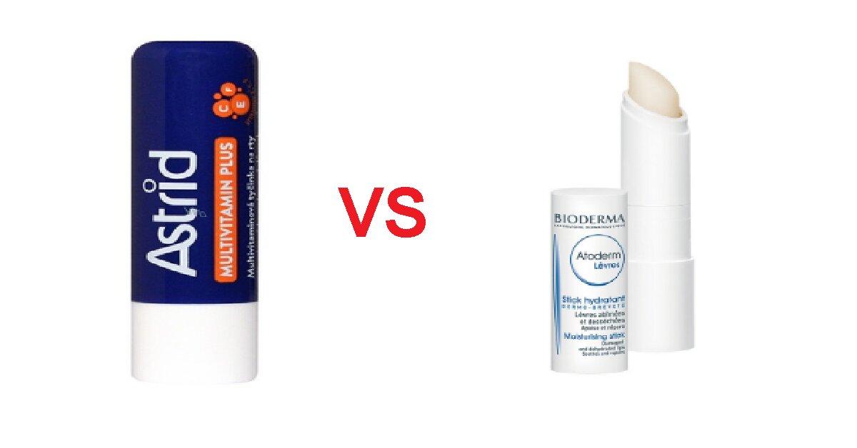 So sánh son dưỡng Astrid và Bioderma - loại nào dưỡng ẩm tốt hơn?