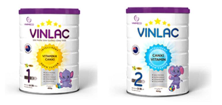 Nguồn gốc xuất xứ của sữa Vinlac ?