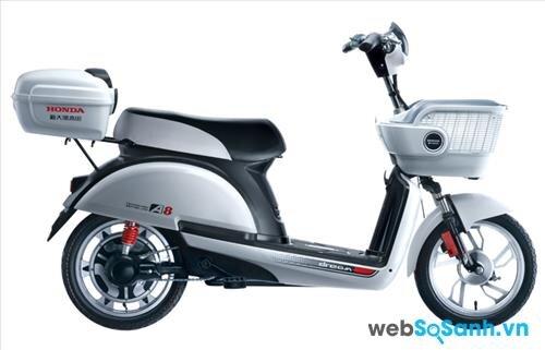 Xe đạp điện Honda A8