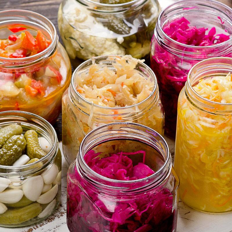 Muối chua là phương pháp bảo quản được nhiều bà nội trợ sử dụng