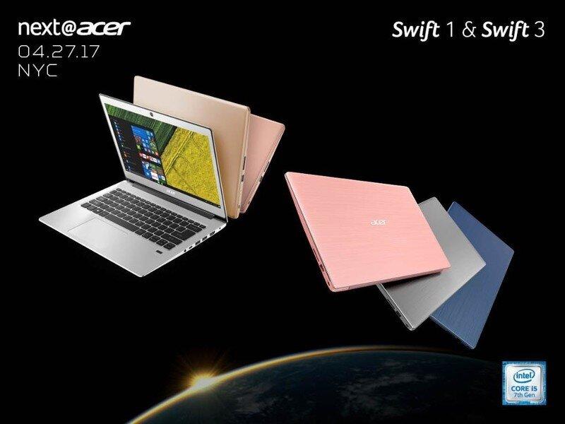 Acer Swift 1 có nên mua không