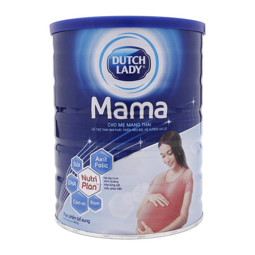 Thương hiệu Dutch Lady với các loại sữa cho bà bầu