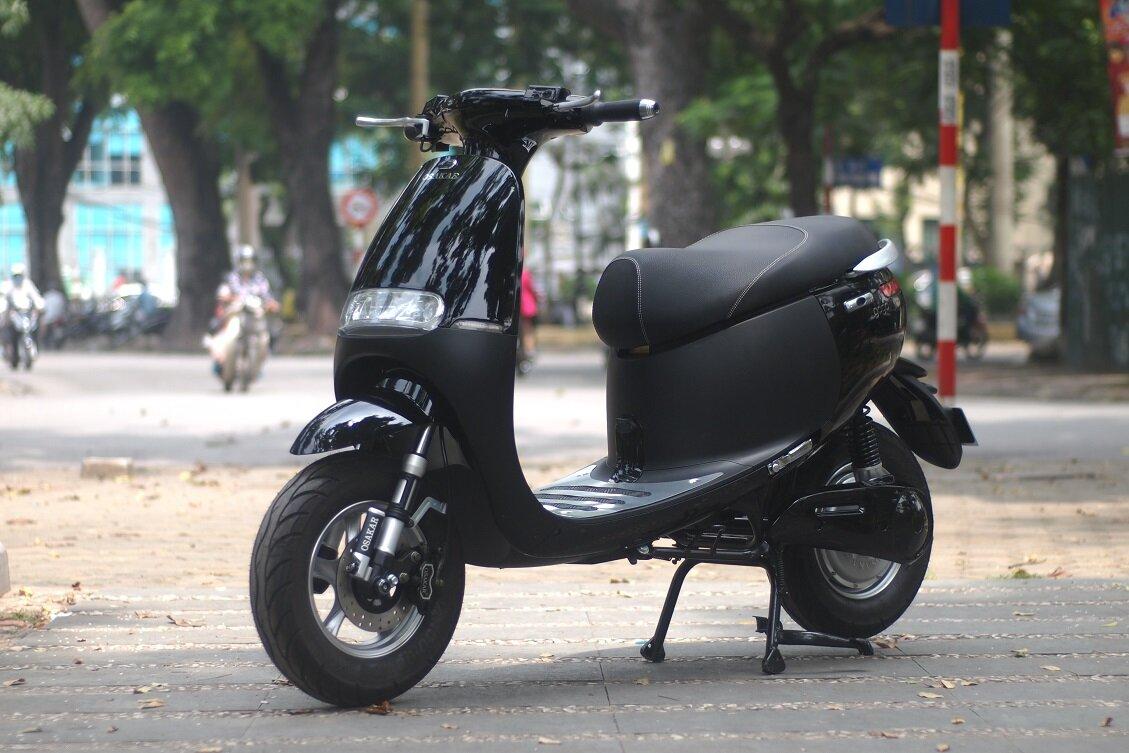 Thương hiệu xe máy điện của Osakar được nhiều người dùng yêu thích sử dụng
