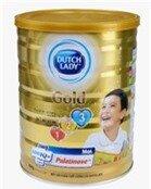 Sữa bột Dutch Lady Cô gái Hà Lan Gold 123 - hộp 900g (dành cho trẻ từ 1-3 tuổi)