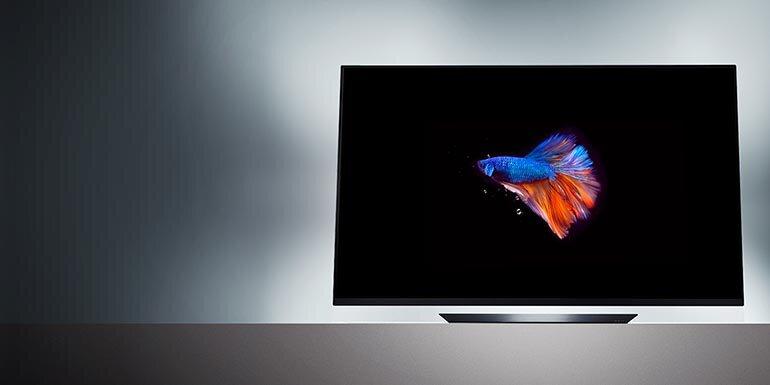 Tivi LED phân biệt theo tấm nền