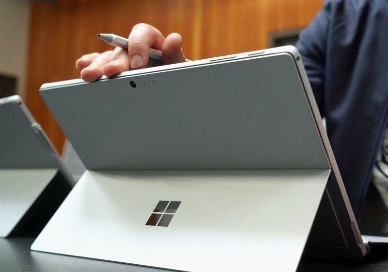 Camera Surface Pro 5 ở mức độ khá ổn