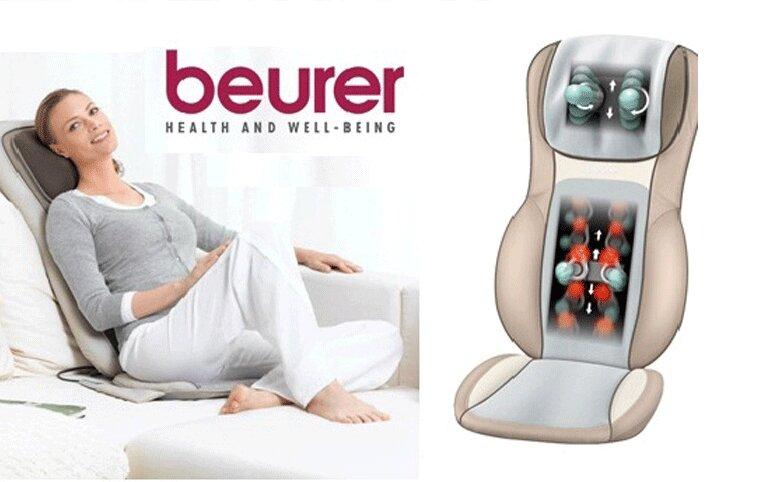 Review đệm massage Beurer có tốt không?