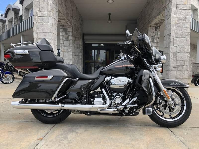 Harley Davidson Ultra Limited Low 2019