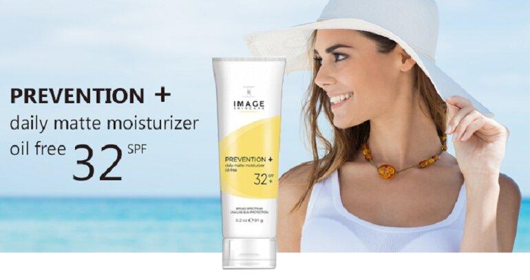 Kem chống nắng Image Skincare Prevention dành cho da dầu