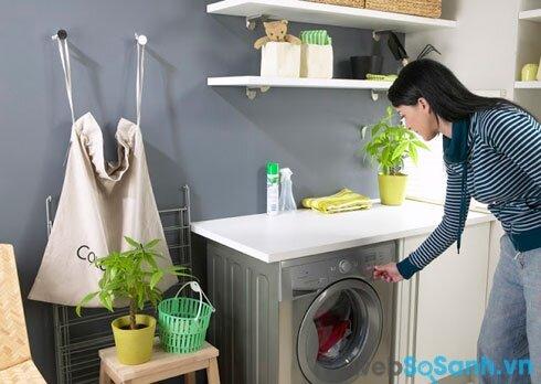 Electrolux EWF-8555 sở hữu khối lượng giặt 6 Kg