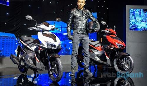 Xe máy Honda Air Blade 2016