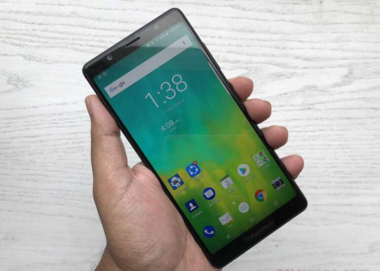 điện thoại Blackberry Evolve