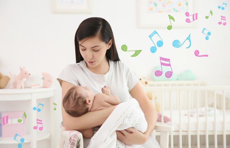 Máy báo khóc hỗ trợ chăm sóc trẻ tối ưu hơn.
