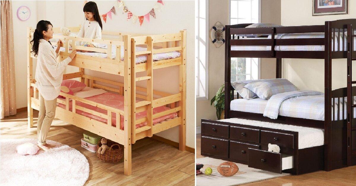 3 lưu ý quan trọng cần ghi nhớ khi mua giường trẻ em thông minh