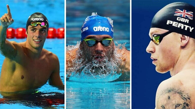 Kính bơi cao cấp được trang bị nhiều tính năng vượt trội