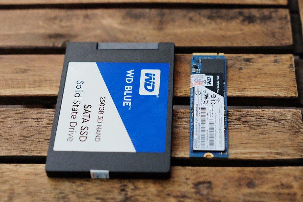 Ổ SSD Western Digital Blue