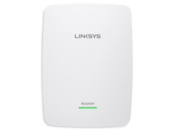 Thiết bị thu phát sóng Linksys RE3000W-AP