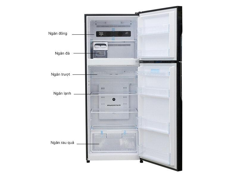 Top 5 Tủ lạnh Hitachi Inverter bán chạy 5