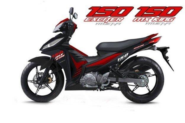 Thiết kế của Yamaha Exciter 150 mới sẽ mang phong cách thể thao của những mẫu naked-bike